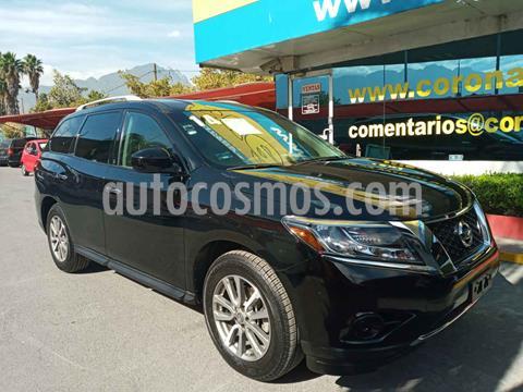 Nissan Pathfinder Sense usado (2014) color Negro precio $249,900