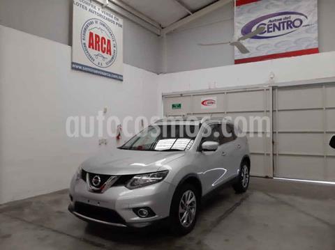 Nissan Pathfinder Exclusive usado (2014) color Plata precio $255,000