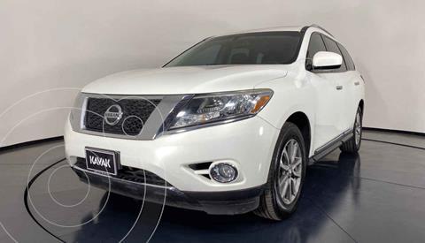 Nissan Pathfinder Advance usado (2014) color Blanco precio $274,999