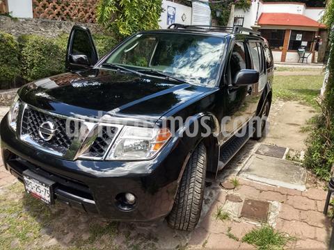 Nissan Pathfinder SE 4x2 Comfort usado (2010) color Negro precio $135,000
