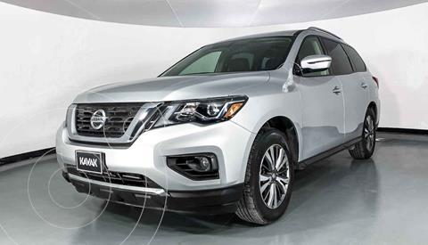 Nissan Pathfinder Sense usado (2019) color Plata precio $537,999