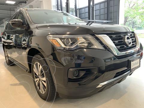 Nissan Pathfinder Sense usado (2018) color Negro precio $459,000