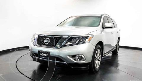 Nissan Pathfinder Advance usado (2014) color Plata precio $272,999