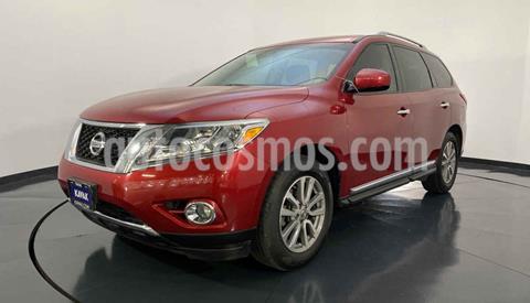 Nissan Pathfinder Advance usado (2015) color Rojo precio $332,999