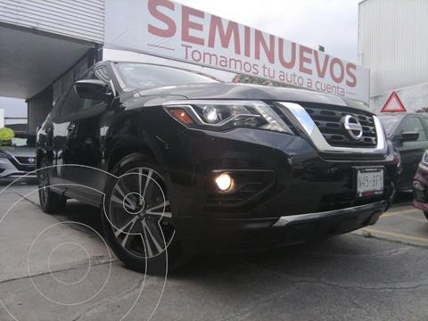 Nissan Pathfinder Exclusive usado (2020) color Negro precio $679,800