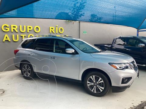 Nissan Pathfinder Advance usado (2018) color Plata Dorado precio $429,000