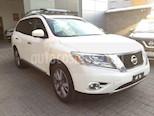 Foto venta Auto usado Nissan Pathfinder PATHFINDER 3.5 EXCLUSIVE AT 4WD 5P 7 Plazas (2013) color Blanco precio $275,000