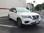 Foto venta Auto usado Nissan Pathfinder PATHFINDER 3.5 EXCLUSIVE AUTO 5P 7 Plazas (2018) color Blanco precio $625,000