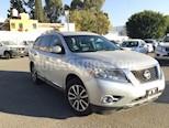 Foto venta Auto usado Nissan Pathfinder PATHFINDER ADVANCE color Plata precio $270,000