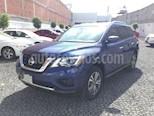Foto venta Auto usado Nissan Pathfinder PATHFINDER SENSE 19 color Azul precio $500,000