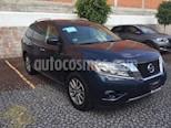 Foto venta Auto usado Nissan Pathfinder PATHFINDER SENSE CVT (2014) color Azul precio $260,000