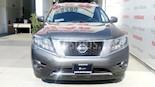 Foto venta Auto Seminuevo Nissan Pathfinder SE 4x4 (2015) color Plata precio $275,000