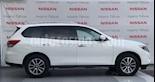 Foto venta Auto Seminuevo Nissan Pathfinder Sense (2014) color Blanco precio $240,000