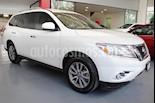 Foto venta Auto Seminuevo Nissan Pathfinder Sense (2015) color Blanco precio $325,000