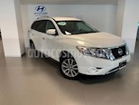 Foto venta Auto usado Nissan Pathfinder Sense (2014) color Blanco precio $269,000