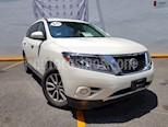 Foto venta Auto usado Nissan Pathfinder Sense color Blanco precio $285,000