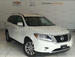 Foto venta Auto usado Nissan Pathfinder Sense (2014) color Blanco precio $225,000