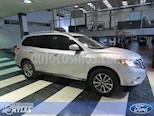 Foto venta Auto Seminuevo Nissan Pathfinder Sense (2013) color Plata precio $255,000