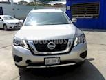 Foto venta Auto usado Nissan Pathfinder Sense (2017) color Plata precio $369,000