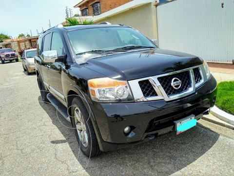 Nissan Pathfinder LE 4.0L Aut 4x4 Luxury usado (2010) color Negro precio u$s1.200