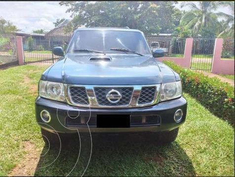 Nissan Patrol 3.0L GL SW usado (2008) color Azul precio $40.000.000