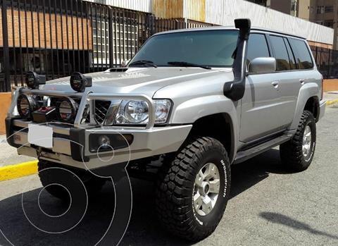 Nissan Patrol GRX   usado (2009) color Plata precio u$s15.000