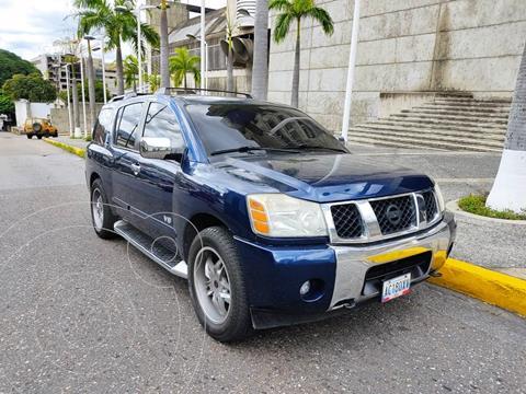 Nissan Patrol Larga GRX V8 4.5i 16V usado (2006) color Azul precio u$s6.800
