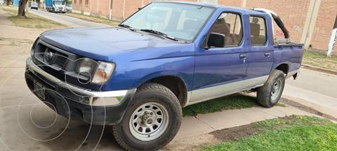 Nissan Pick Up DC AX 4x4 2.7 D usado (1998) color Azul precio $1.500.000