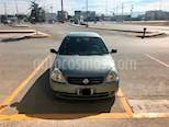 Foto venta Auto Seminuevo Nissan Platina Emotion AC (2008) color Gris precio $50,000