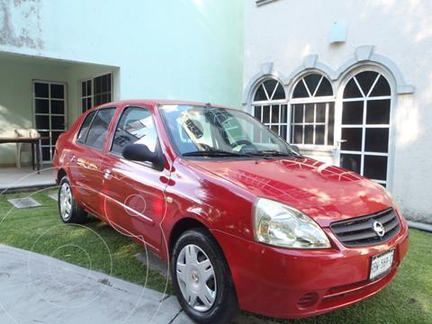 Nissan Platina K 1.6L Aut Ac usado (2006) color Rojo precio $69,800