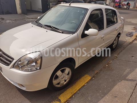 Nissan Platina Premium usado (2008) color Blanco precio $40,000
