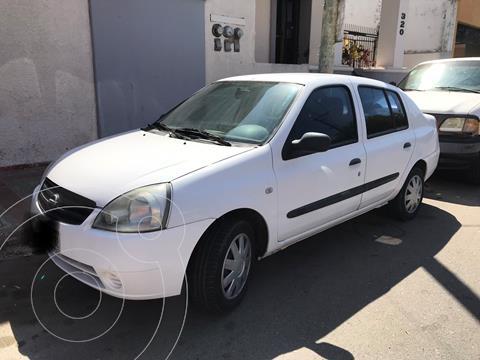 Nissan Platina K 1.6L AC usado (2004) color Blanco precio $44,000