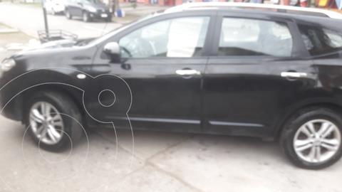 Nissan Qashqai +2 2.0L 4x2 usado (2014) color Negro precio $12.750.000
