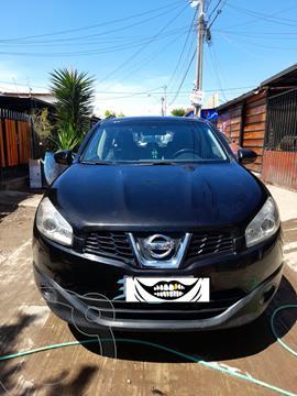 Nissan Qashqai 2.0L 4x2  usado (2012) color Negro precio $9.650.000