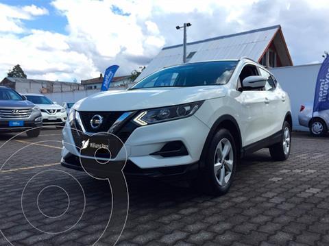 Nissan Qashqai 2.0L Sense  usado (2018) color Blanco precio $13.990.000