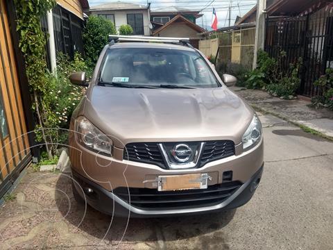 Nissan Qashqai 1.6L 4x2 usado (2014) color Cafe precio $11.000.000
