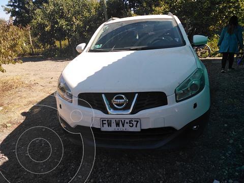 Nissan Qashqai 1.6L 4x2 usado (2013) color Blanco precio $8.400.000