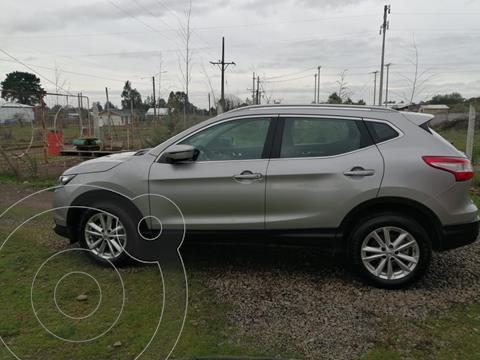 Nissan Qashqai 2.0L Advance  usado (2018) color Plata precio $15.000.000