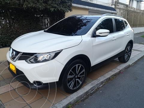 Nissan Qashqai 2.0L Exclusive 4x4 Aut  usado (2018) color Blanco precio $86.000.000