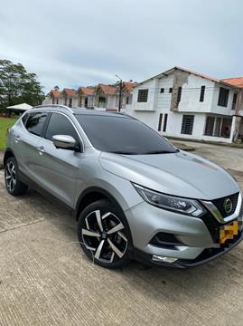 Nissan Qashqai 2.0L Exclusive 4x4 Aut  usado (2020) color Plata precio $92.000.000
