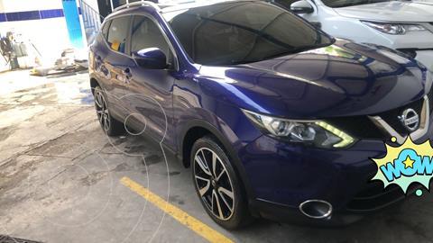 Nissan Qashqai 2.0L Exclusive 4x4 Aut  usado (2015) color Azul precio $62.000.000