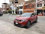 Nissan Qashqai 2.0L Exclusive CVT 4WD  usado (2015) color Rojo precio $60,000