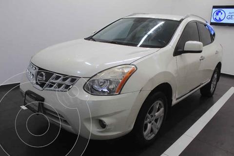 Nissan Rogue Advance  usado (2013) color Blanco precio $195,000