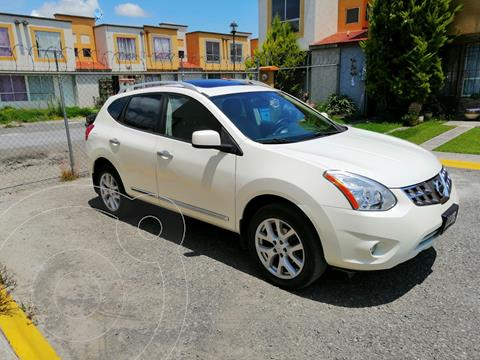 Nissan Rogue Exclusive usado (2011) color Blanco precio $135,000