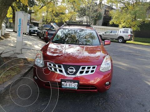 Nissan Rogue Advance usado (2014) color Rojo precio $190,000