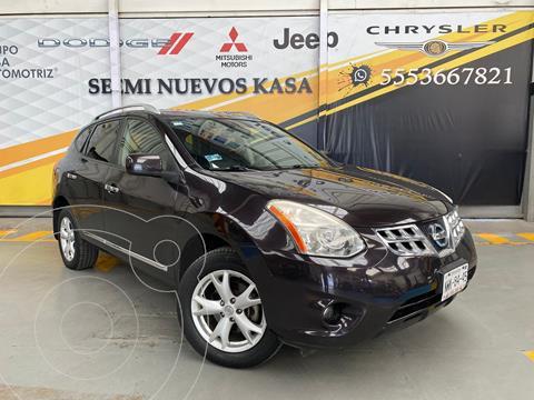 Nissan Rogue Advance usado (2012) color Negro precio $170,000