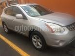 Foto venta Auto usado Nissan Rogue SL CVT Piel (2012) color Plata precio $155,000