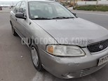 Foto venta Auto usado Nissan Sentra 1.8L Sense (2003) color Plata precio $2.000.000