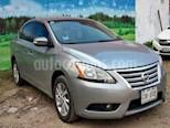 Foto venta Auto usado Nissan Sentra 4p Advance L4/1.8 Aut (2013) color Gris precio $119,000