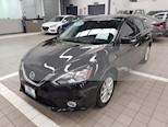 Foto venta Auto usado Nissan Sentra 4p Advance L4/1.8 Aut (2017) color Negro precio $219,000